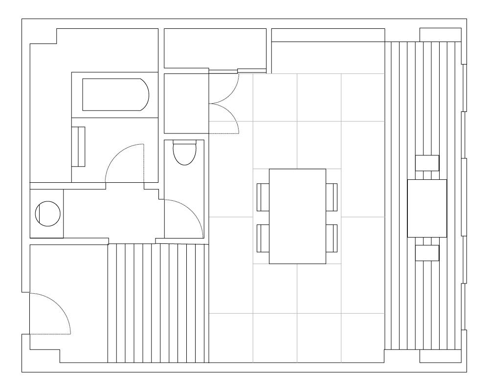 8階 和室12畳